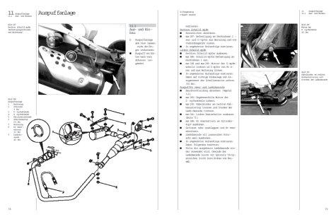 BMW R 1200 (ab Baujahr 1997), R850 Cruiser (ab Baujahr 1999) (Reparaturanleitungen)