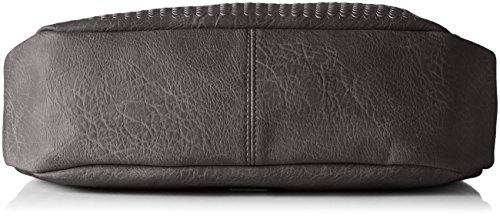 s.Oliver - Shoulder Bag, Borsa a spalla Donna grigio (grigio)