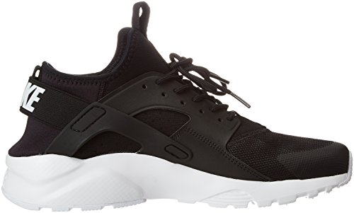 Nike Air Huarache Run Ultra, Sneaker Uomo Nero (Black/white 016)