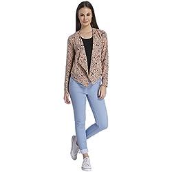 ONLY Women's Body Blouse Shirt (15107512_42_Mahogany Rose)
