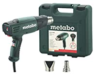 Metabo HE 20-600 240V 2000 W 240 V Hot Air Gun with Maximum 50 - 600 Degree C