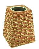 Pyramid Coral flamepot oder Fire Topf von Terra
