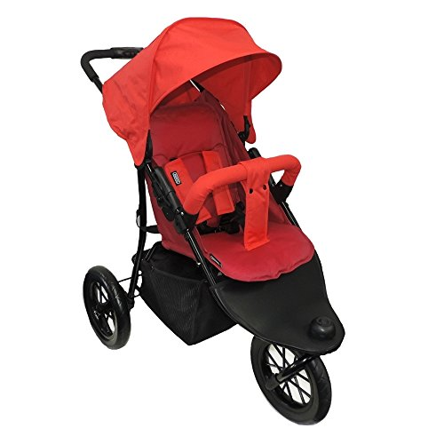 Eichhorn 3w-red 3-wheeler Buggy, rot