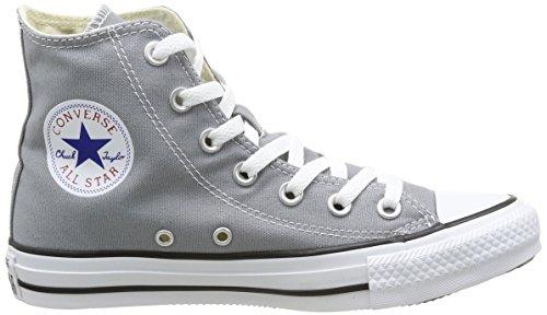 Converse Chuck Taylor All Star Season Hi Sneaker Grau - Grau
