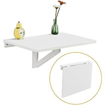sobuy wallmounted dropleaf table folding kitchen u0026 dining table desk