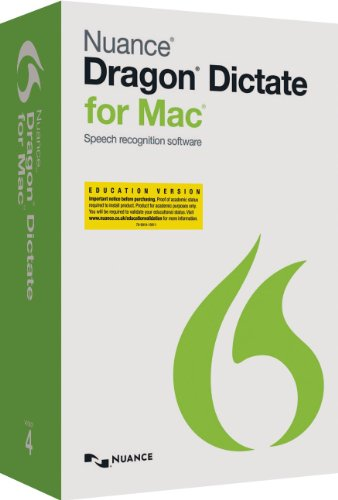 Dragon Dictate for Mac 4.0 Educational Online Validation Program (Mac)