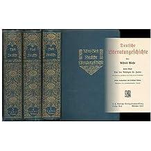 Deutsche Literaturgeschichte / Alfred Biese [complete in 3 volumes]