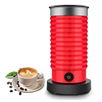 HiBREW Milk Frother Aeroccino 4 - Red - MF04