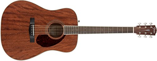 Fender PM de 1estándar dreadnougt NE–All de caoba–Natural