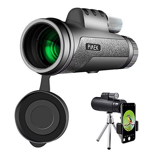 Monocular óptico de alta potencia 12x50