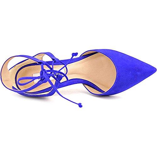 Steve Madden Sammba Femmes Cuir Talons blue