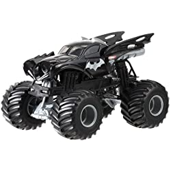 Mattel - Hot wheels monster jam batman (1:24)