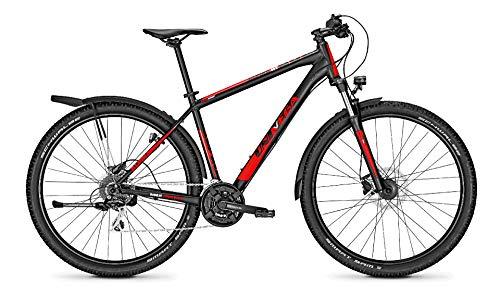 Univega Alpina Street 29R Mountain Bike 2020 (M/44cm, Magicblack matt)