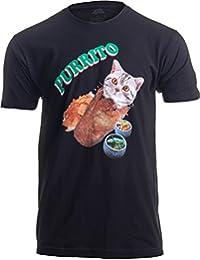 Amazon.es: Gato Negro - Camisetas / Camisetas y tops: Ropa