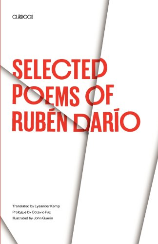 Selected Poems of Ruben Dario