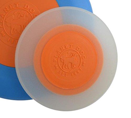 f Zoom Flyer glow/orange 16 cm ()