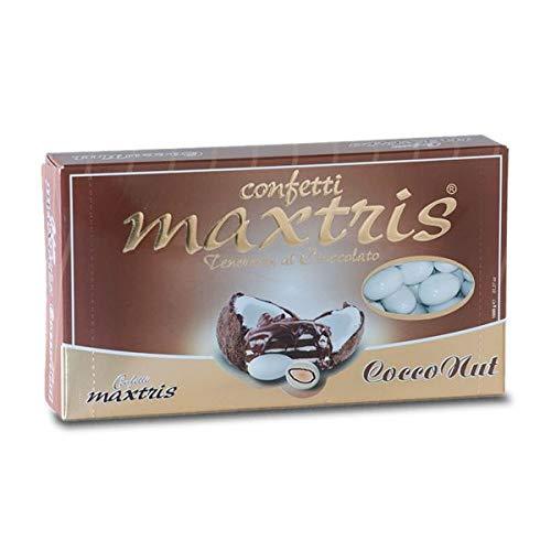MAXTRIS | Confetti Italiani di Mandorla | COCCONUT | 1 Kg.