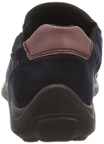 Rohde Rheingau Sympatex, Pantofole Donna Blu (Blue (56))