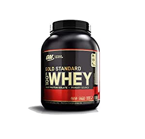 Optimum Nutrition ON Gold Standard Whey Protein Pulver, Eiweißpulver...