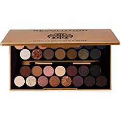 Makeup Revolution BBB Fortune Favours the Brave 30 Eyeshadows