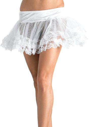 LEG AVENUE 8999 - Petticoat aus Spitze und -