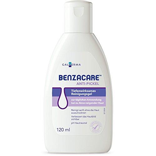 BENZACARE tiefenwirksames Reinigungsgel 120 ml Gel