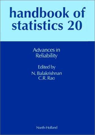 Advances in Reliability (Handbook of Statistics)