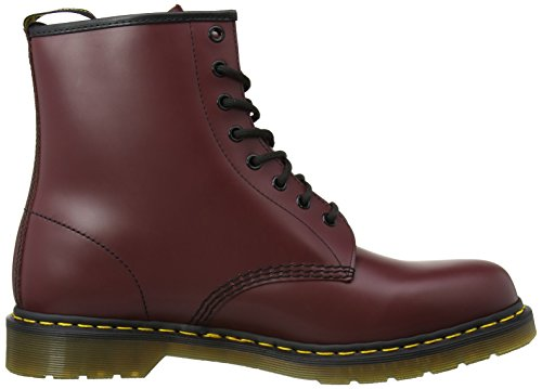 Dr. Martens - 8-Loch 1460 - cherry smooth Rosso (Cherry Red)