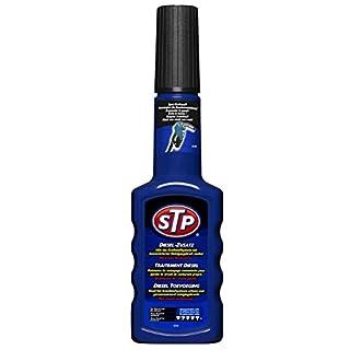 STP GST54200SB Diesel-Zusatz Reiniger, Dispersionsmittel, Stabilisator und Cetan-Booster, 200ml