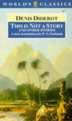 This is Not a Story (World's Classics)