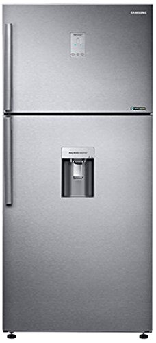 Samsung RT50K6530SL 499L A+ Argent réfrigérateur-congélateur - Réfrigérateurs-congélateurs (499 L, SN-T, 41 dB, A+, Nouvelle zone compartiment, Argent)