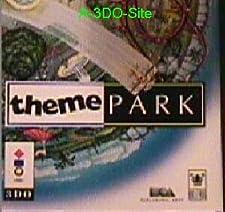 Theme park - 3DO - PAL