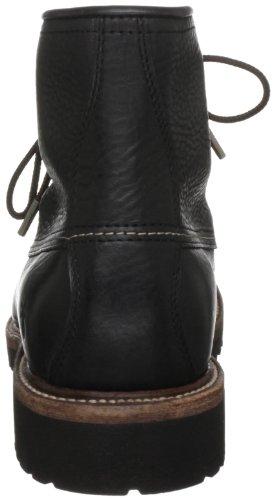Frye Dakota Mid Lace, Boots homme Noir (Blk)