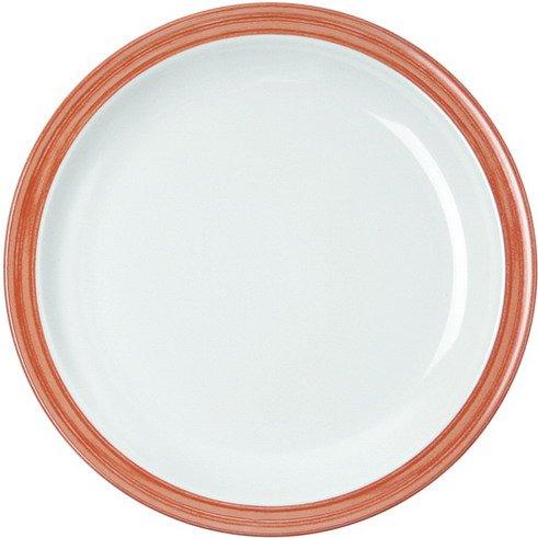 Preisvergleich Produktbild 5x Speiseteller 23, 5 cm Tellerset,  Speiseteller