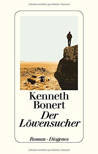 Buchseite und Rezensionen zu 'Der Löwensucher' von Kenneth Bonert