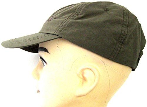 Life Line Quoton Cap - Casquette de Baseball - Uni - Homme Beige Taupe (Braun) Taille Unique