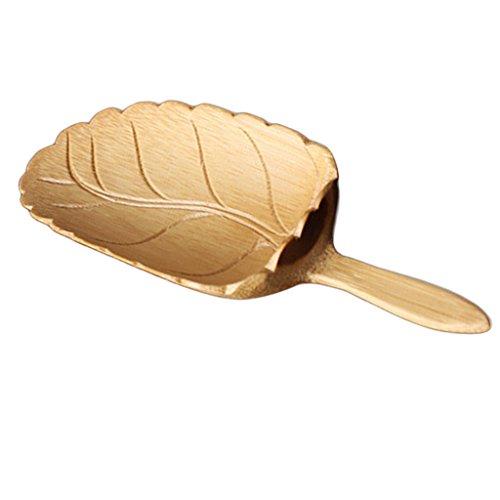 Homyl Bambus Schaufel als Eisschaufel, Futterschaufel, Teeschaufel - 1