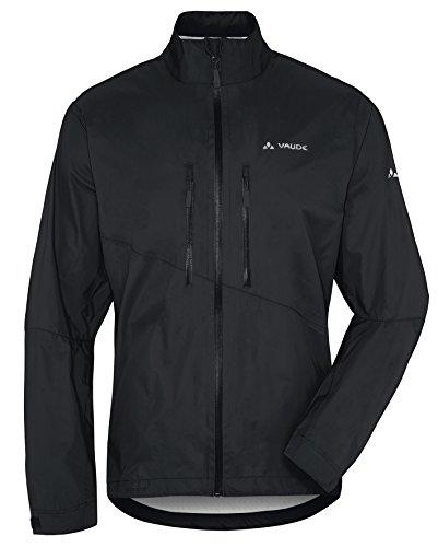 VAUDE Herren Jacke Tremalzo Rain Jacket Black
