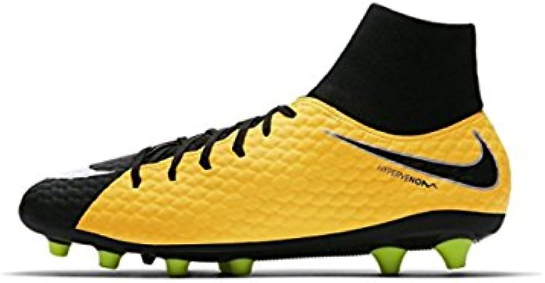 Nike - Botas de fútbol para hombre multicolor multicolor, multicolor, 8