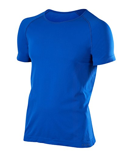 FALKE Herren Underwear Warm Shortsleeved Shirt Comfort Men Sportunterwäsche, Yve, M