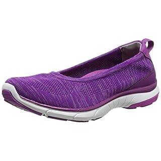 Vionic Women's Aviva Fitness Shoes, (Purple), 5.5 UK 38.5 EU