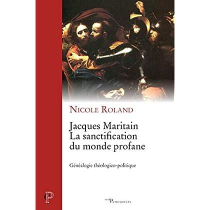 Jacques Maritain (Cerf-Patrimoines)