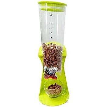 19.05x16.51x41.4 cm Argento//Cromato Plastica Honey-Can-Do KCH-06119 Dispenser Singolo Indispensable