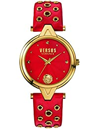 Versus by Versace Analog Red Dial Women's Watch - SCI02 0016