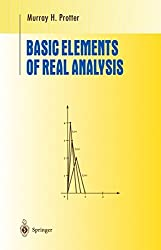 Basic Elements of Real Analysis (Undergraduate Texts in Mathematics)