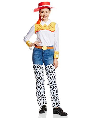 Jessie Story Uk Toy Kostüm (Disney Pixar Toy Story Jessie Kostuem Damen 155cm-165cm)