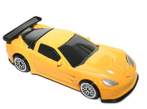 Chevrolet Corvette C6-R 3005 RMZ City 1:64 Scale Model Car Diecast Metal Junior Collection
