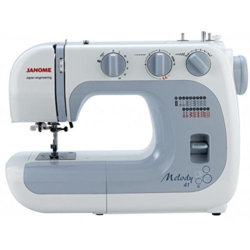 Machine à coudre JANOME MELODY 41