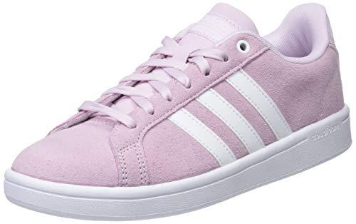 adidas Damen CF Advantage Sneaker (Aero Pink/Footwear White/Clear Lilac 0), 38 EU