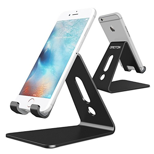 Support t l phone portable omoton support de bureau pour - Support de telephone portable pour bureau ...
